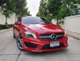 Mercedes-Benz CLA 250 AMG PACKAGE🏎 Panoramic glass roof  ปี2016