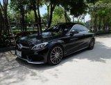 Mercedes Benz C250 Amg-Coupe ท๊อปสุด ปี17