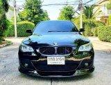 BMW 520d ปี2008 ดีเซล สีดำ
