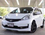 2012 Honda Jazz 1.5 SV สีขาว