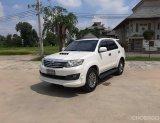 ขายรถ TOYOTA FORTUNER 3.0V 2WD ปี 2013