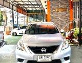 2012 Nissan Almera 1.2 V CVT Auto รถเก๋ง 4 ประตู