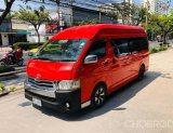 TOYOTA COMMUTER 2.7 MT / CNG ปี2012