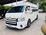 TOYOTA COMMUTER 2.7 MT / CNG ปี2008