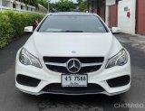 Mercedes-Benz E200 Coupe AMG 🏎 ปี 2014