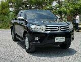 Toyota Hilux Revo 2.4 E Prerunner AT ปี2016 สีดำ