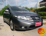 2012 Honda CITY 1.5 SV i-VTEC รถเก๋ง 4 ประตู