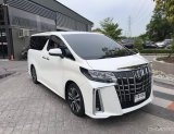 Toyota New Alphard 2.5 SC package ปี 2018