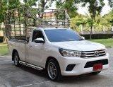 Toyota Hilux Revo 2.8 (ปี 2017) SINGLE J Plus Pickup MT