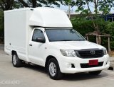 Toyota Hilux Vigo 2.7 CHAMP SINGLE ( ปี 2011) J Pickup MT