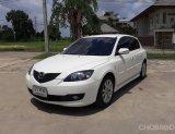 2009 Mazda 3 1.6 Spirit Sports รถเก๋ง 5 ประตู