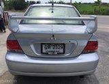 2010 ฟรีดาว ผ่อน3,xxx Mitsubishi lancer 1.6 GLX Auto ไม่ติดแก๊ส