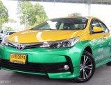 2018 Toyota Corolla Altis 1.8 E รถเก๋ง 4 ประตู