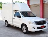 Toyota Hilux Vigo 2.7 CHAMP SINGLE (ปี 2011) CNG Pickup MT