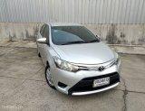 Toyota Vios 1.5E ระบบเกียร์อัตโนมัต ราคาพิเศษ มาพร้อมโปรโมชั่น
