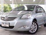 2011 Toyota Vios 1.5 G สีเทา