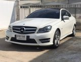 Mercedes Benz C180 coupe ปี12