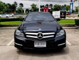 Mercedes Benz C180 AMG Coupe 2014