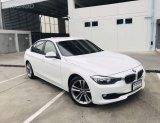 BMW 320i 2.0 (F30) รถปี 2013 สีขาวสวยมาก
