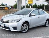 2014 Toyota Corolla Altis 1.6 G รถเก๋ง 4 ประตู มือเดียวป้ายแดง ไม่เคยทำสีแม้แต่ชิ้นเดียว
