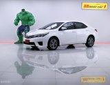 1L-105 Toyota Corolla Altis (โฉมปี14-18) 1.6G เกียร์ AT สีขาว ปี 2014