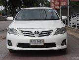 ขายรถ 2011 Toyota Corolla Altis 1.6 G รถเก๋ง 4 ประตู