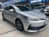 2017 Toyota Corolla Altis 1.6 G รถเก๋ง 4 ประตู