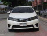 ขายรถ 2014 Toyota Corolla Altis 1.6 G รถเก๋ง 4 ประตู