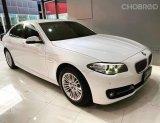 BMW 520d Luxury 2.0 F10 ปี 2015 LCI
