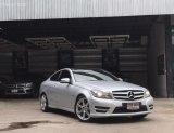 2011 Mercedes-Benz C180 AMG รถเก๋ง 2 ประตู