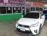2017 Toyota YARIS 1.2 TRD Sportivo รถเก๋ง 4 ประตู