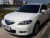 2010 Mazda 3 1.6 Groove รถเก๋ง 4 ประตู