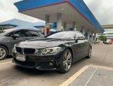 BMW 420d Msport convertible ปี 2017 ดีเซลล้วน รถศูนย์ เปิดประทุน bsi เหลือถึง 2021