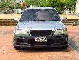 1998 Honda CITY EXi รถเก๋ง 4 ประตู