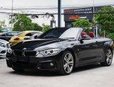 2017 BMW 420d M Sport รถเปิดประทุน