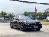 BMW (F30)LCI 320i Sport Line 2016 วิ่งห้าหมื่นโล สภาพป้ายแดง รถมือเดียว