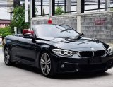 Sale BMW SERIES4 420d M SPORT PACKAGE CONVERTIBLE ปี 2017