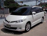 Toyota Estima 2.4 G  ปี11จด12 รถบ้านมือเดียวทรงสวยขับดีตัวรถพร้อมใช้