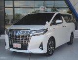 ขายรถ Toyota Alphard 2.5 Hybrid E-Four ปี 2019