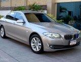 BMW 520d (F10) เครื่องดีเซล มือเดียว สวย ไม่เคยชน
