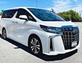 2018 Toyota ALPHARD 2.5 SC รถตู้/MPV