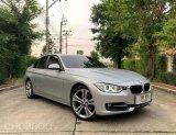 2012 BMW 320d F30 รถเก๋ง 4 ประตู