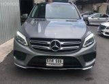 2017 Mercedes-Benz GLE250 d 4MATIC รถเก๋ง 4 ประตู