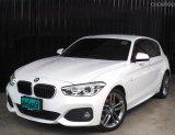 2018 BMW 118i M SPORT (F20) ขาว