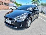 2016 Mazda 2 1.5 XD High รถเก๋ง 4 ประตู เครื่องดีเซล ประหยัดน้ำมัน มือเดียว