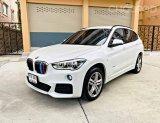 2018 BMW X1 sDrive18d SUV รถบ้านมือเดียว ไม่เคยทำสีแม้แต่ชิ้นเดียว ดีเซล ทวินเทอร์โบ สุดยอดความประหยัด