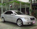 ขายรถ 2002 Mercedes-Benz S280 AMG รถเก๋ง 4 ประตู