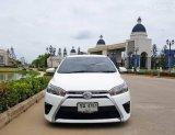 Toyota Yaris 1.2 J A/T สีขาว ปี 2013