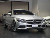 2017 Mercedes-Benz C250 Sport รถเก๋ง 2 ประตู
