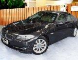 2012 BMW 525D รุ่นใหม่ Twin Power Turbo 218 แรงม้า รถสวยเดิม ใช้น้อย 80,000 กม. 🎯 Warranty 2 ปี
